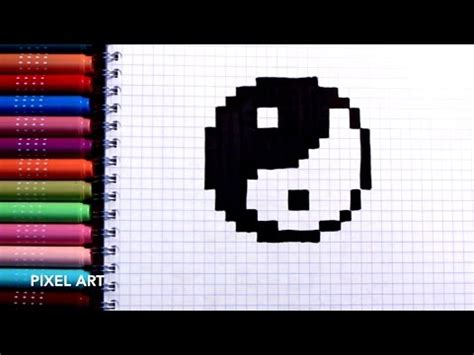 Pixel Art Facile Glace Kawaii