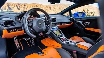 Lamborghini Interior Evo Rwd Huracan Huracan Wallpapers