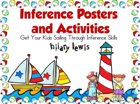 Inference Posters And Activities By Hilarylewis  Teaching Resources Tes