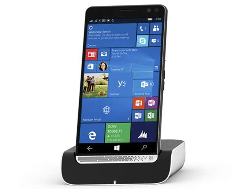 hp elite x3 is the windows 10 device hoping to replace your smartphone and laptop tech