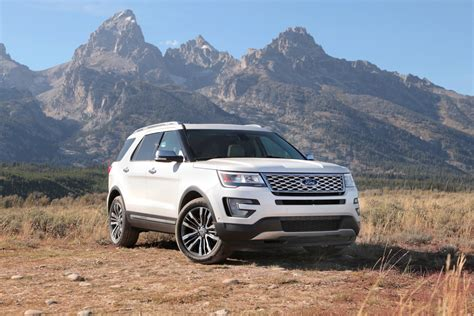 ford explorer platinum review youtube