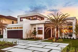 Belle Maison Moderne : belle maison exotique pour des vacances inoubliable en floride design feria ~ Melissatoandfro.com Idées de Décoration