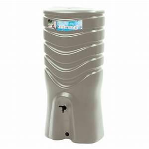Récupérateur D Eau 1000 Litres : r cup rateur d 39 eau taupe kit collecteur 350 litres ~ Dailycaller-alerts.com Idées de Décoration