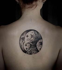 Tatouage Lune Poignet : tatouage 200 mod les et id es pour un tatouage femme ~ Melissatoandfro.com Idées de Décoration