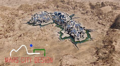 prototype mars colony     printed   mojave