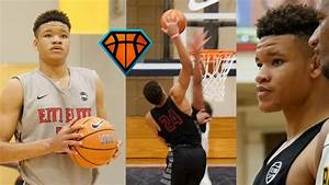 6'9 Kevin Knox Is The Most INTRIGUING Prospect In The ...