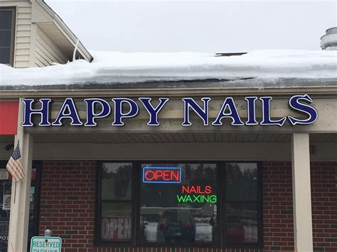 happy nails 18 photos waxing 175 littleton rd