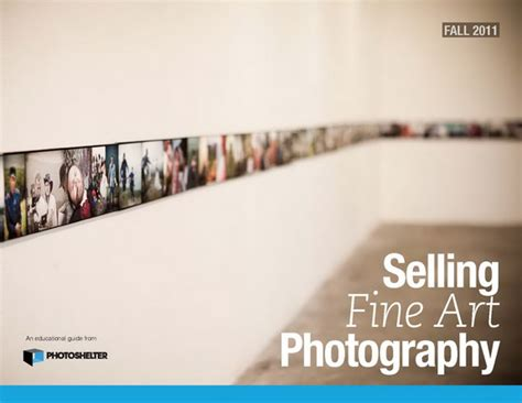 guide suggests ways  market fine art photography
