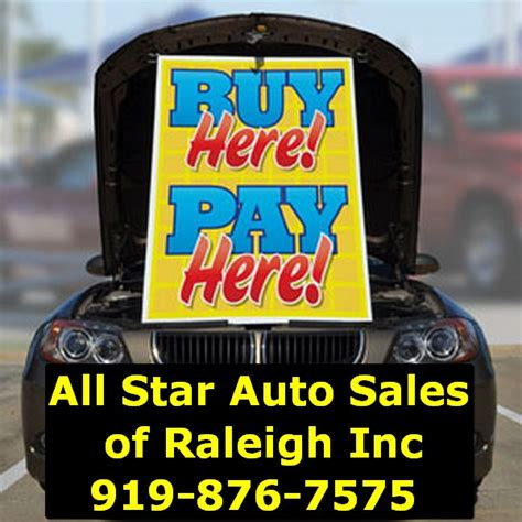 All Star Auto Sales of Raleigh Inc.   Used Cars   Raleigh