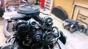 Test Fire Chevy 350 Tbi  Short