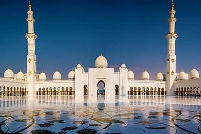 Mosque Abu Dhabi Zayed Sheikh Grand Uae