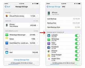 how to delete documents and data on iphone nektony blog With documents and data on iphone delete