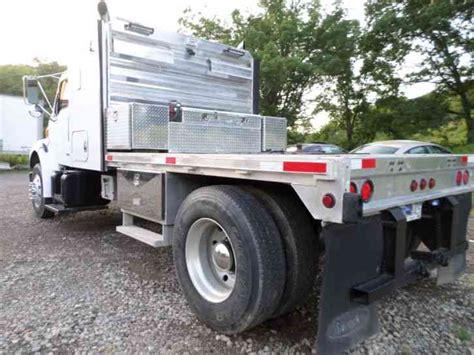 sterling semi hotshot toyhauler  heavy duty trucks