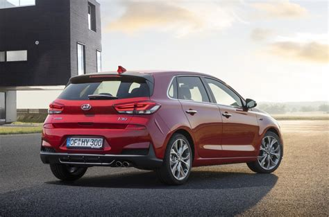 Hyundai Lines by Hyundai I30 Debuts N Line Package More To Follow