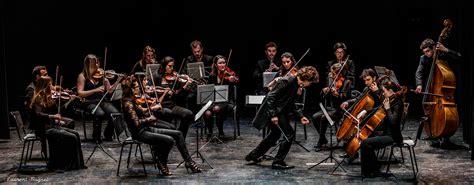 stage avec l orchestre de chambre nouvelle europe