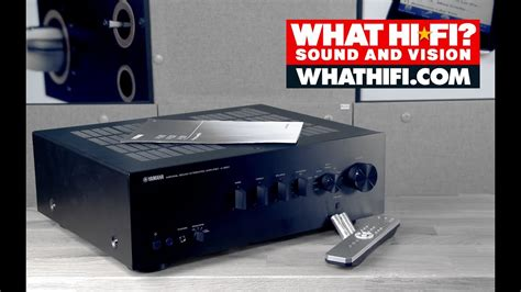yamaha as 501 yamaha a s501 stereo lifier unboxing