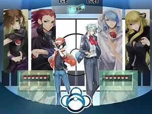 Pokémon; Elite Four & Champions images Champion!! HD ...