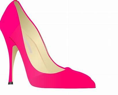 Heels Clip Heel Clipart Shoes Vector Cliparts