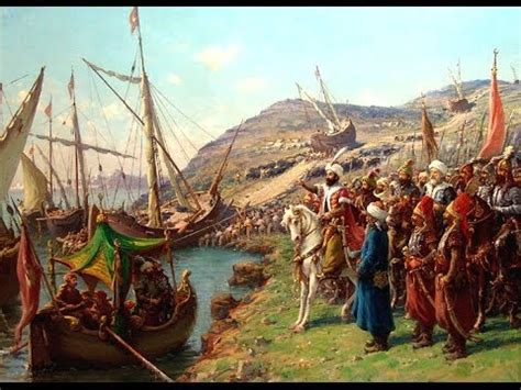 Ottomans Capture Constantinople by Conquest Of Constantinople 1453 Becoming An Empire