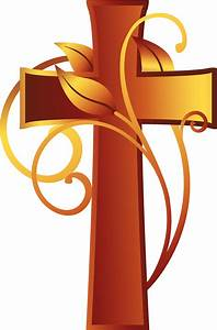 Simple christian cross clipart free clipart images ...