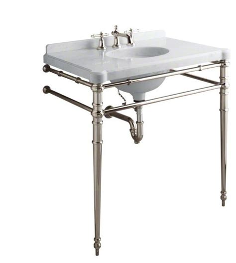 bathroom sink consoles vintage american standard vanities with sink vintage bathroom