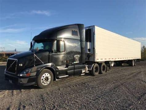 volvo vnl semi truck  sale portland
