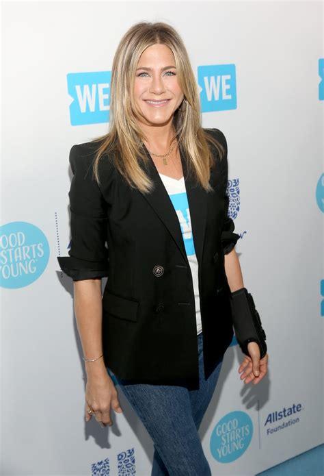 Jennifer Aniston Day Event April Popsugar