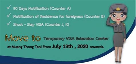 Immigration confirm Muang Thong Thani office to reopen ...