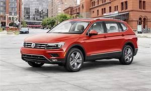 Volkswagen Tiguan Carat : 2018 vw tiguan arrives this summer with a new 2 0l the torque report ~ Gottalentnigeria.com Avis de Voitures