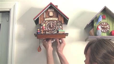 How to Set Up Cuckoo Clock