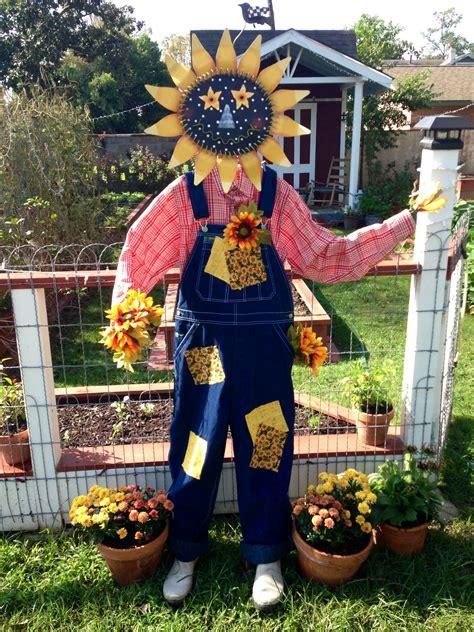 My Garden Scarecrow!  Gardens  Pinterest  Scarecrows, Gardens And Scarecrow Ideas