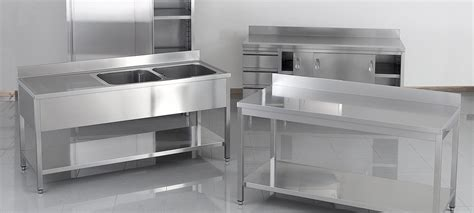 mat 233 riel inox pour votre cuisine professionnelle