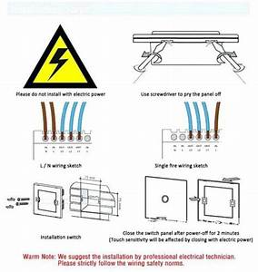 1 Gang 2 Way Light Switch Wiring Diagram Uk Di 2020