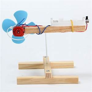 Diy Rotary Aircraft Technology Invention Material Package