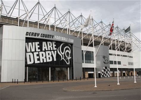 Derby County FC: Pride Park Stadium Guide | English ...