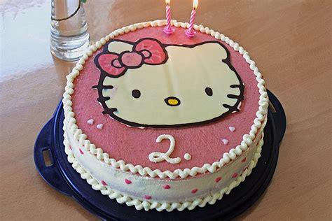 kitty torte rezept mit bild von dannychan
