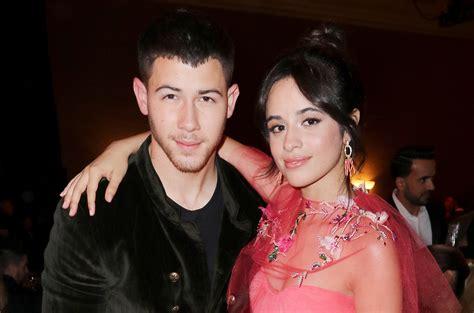 Camila Cabello Nick Jonas Sugarland Performing Dick