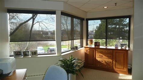 Exterior Solar Screen  Efficient Window Coverings
