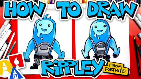 draw rippley  fortnite youtube