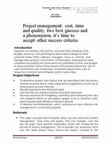 cost assignment