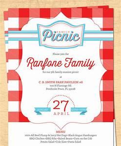 Picnic Invitation Template - 26+ Sample, Example, Format ...
