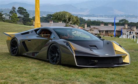We work hard to curate the c2e2 newsletter to be chocked full of deets about chicago's geekiest weekend. Salaff C2 coach-built supercar debuts in Monterey