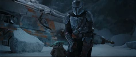 Baby Yoda in The Mandalorian Season 2 Trailer and Pictures ...