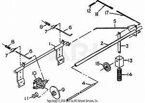 Huskee Lawn Mower Drive Belt Routing Diagram