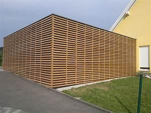 Bardage Bois Claire Voie : bardage en bois abt construction bois ~ Dailycaller-alerts.com Idées de Décoration
