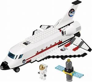 Lego Space Shuttle GeekAlerts