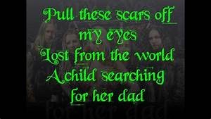 In This Moment-Daddys Falling Angel w/Lyrics - YouTube