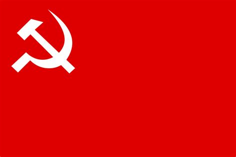 Flag Of The Communist Party Of Nepal (unified Marxist-leninist).svg