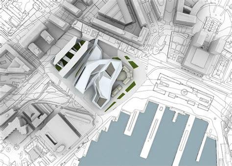 musee d moderne de une extension ultra moderne pour le mus 233 e d architecture et du design d oslo