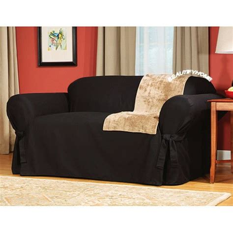 high quality sofa slipcovers high quality slipcovers for sofa beds 13 black leather